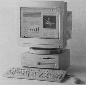 The Power Macintosh 7100/66 resembles the Quadra 650 and should appeal to musicians for many of the same reasons: three NuBus slots, scorching speed, a desktop-size case, and a modest list price.